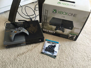 XBOX ONE 1TB Call of Duty Edition - Like New