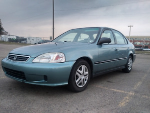 *** MUST GO *** 1999 Honda Civic -  2nd OWNER