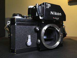 NIKON F IN WORKING CONDITION