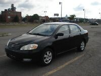 Toyota Corolla 2004 LE (Leather interior) for only $3,995!