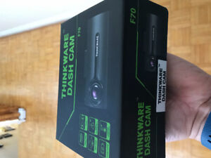 Thinkware Dash Cam F70 (brand new - never opened/used)