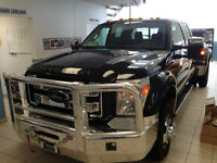 2012 Ford F-450 King Ranch Camionnette 6.7l Diesel