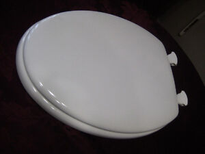 Oblong toilet seat London Ontario image 1