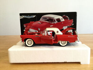Brand New Route Wix Collectibles 1956 Ford Thunderbird 50th Anni