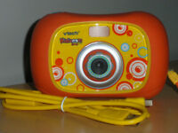 appareil photo Kidizoom sport de Vtech
