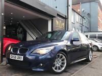 2008 BMW 520 2.0TD auto d M Sport