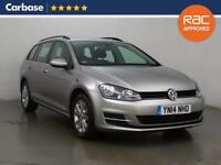 2014 VOLKSWAGEN GOLF 1.6 TDI SE 5dr DSG Estate