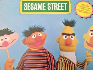 Sesame Street let your feelings grow lp record Gatineau Ottawa / Gatineau Area image 2