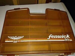 Fenwick 30 tackle box