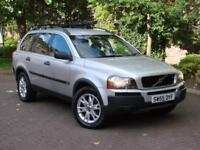 6 MONTHA AA WARRANTY!!! 2006 VOLVO XC90 2.4 D5 SE AWD, 1 OWNER FROM NEW, FSH,