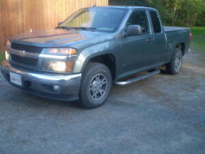 2007 Chevrolet Colorado LT Pickup Truck