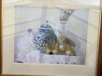 Selection of framed prints