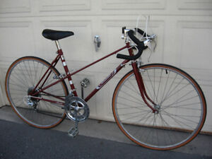Ladies Road Bikes: Raleigh, Olympus, Suteki