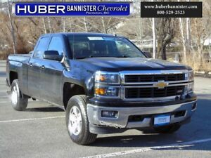 2015 Chevrolet Silverado 1500 4X4/Leather/Heated Seats
