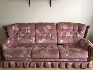 Couch and chair need gone  Belleville Belleville Area image 1