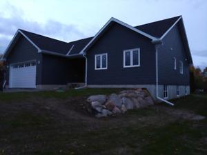New built 3 bedroom bungalow