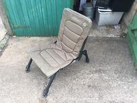 Fox fishing chair