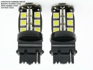LED Bulbs 3157 30SMD 5050 Amber Driving/Turn Signal/Tail Light
