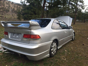 1998 Honda Civic DX Coupe (2 door)