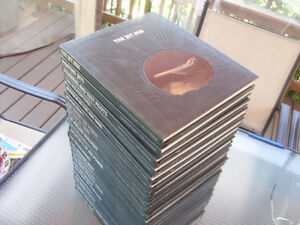 """TIME LIFE BOOKS """"THE EPIC OF FLIGHT"""" - COMPLETE 23 VOLUME SET"""