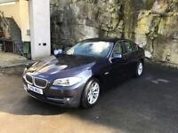 2011 61 BMW 5 SERIES 2.0 520D EFFICIENTDYNAMICS 4D 181 BHP DIESEL