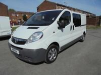 2011, VAUXHALL VIVARO CAMPER VAN, 2 BERTH, ROCK N ROLL BED, LOW MILEAGE
