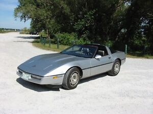 86 Corvette coupe early L98