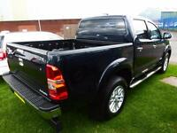 2014 64 Toyota Hi-Lux 3.0D-4D Pick up Invincible FULL LEATHER Diesel manual