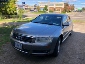 2004 Audi A8L fully loaded