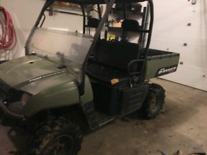 2008 polaris ranger xp 700