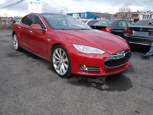 TESLA -S P85 - ELECTRIC VEHICLE - OPEN 7 DAYS A WEEK