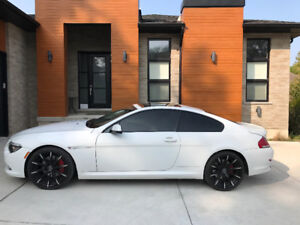 2010 BMW 650i Coupe (2 door). Safety and etest done