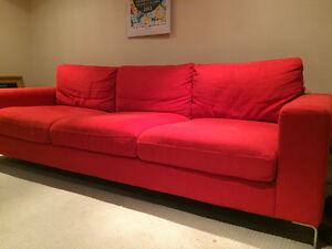 SOFA - CANAPE 3 PLACES