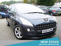 2013 PEUGEOT 3008 1.6 HDi Active 5dr