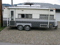 21 foot prowler travel trailer