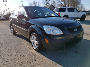 2006 Kia Rio 5 Safety and E-Tested