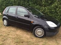 2003 FORD FIESTA - 1.3L - 1 YEARS MOT - FOUR NEW TYRES