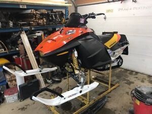 Parting out 2006 GSX 800
