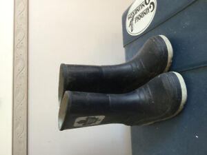 Rubber boots for sale
