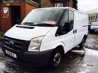 2011 FORD TRANSIT SWB LOW ROOF