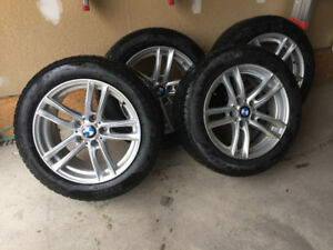 BMW winter tires &and mags