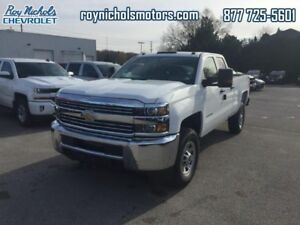 2018 Chevrolet Silverado 2500HD Work Truck  -  Power Windows