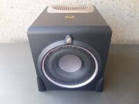 3-PIECE SPEAKER SYSTEM ( with set up manual )