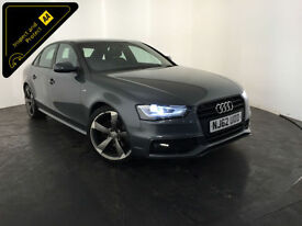 2012 62 AUDI A4 S LINE BLACK EDITION TDI AUTO 1 OWNER SERVICE HISTORY FINANCE PX