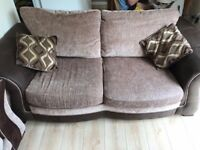 sofa bed from DFS 2-3 seater in great condition - no pets / smoke free - too big for our living room