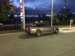 """2004 BMW M3 CONVERTIBLE - 19"""" OEM RIMS - NEW PAINT MUST SEE"""