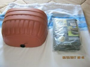 Flower pot and utility bag(new)