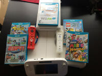 Wii U Bundle with extra controller, games & Balance Board