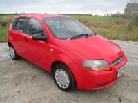 Chevrolet Kalos 1.2 SE