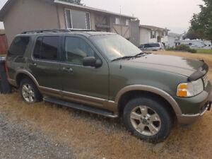 2003 Ford Explorer Eddie Bauer SUV, Crossover